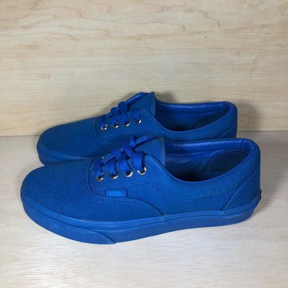 5998f61f8f Vans Era Gold Mono Nautical Blue. M 5cb42050bb22e37ac5556e24